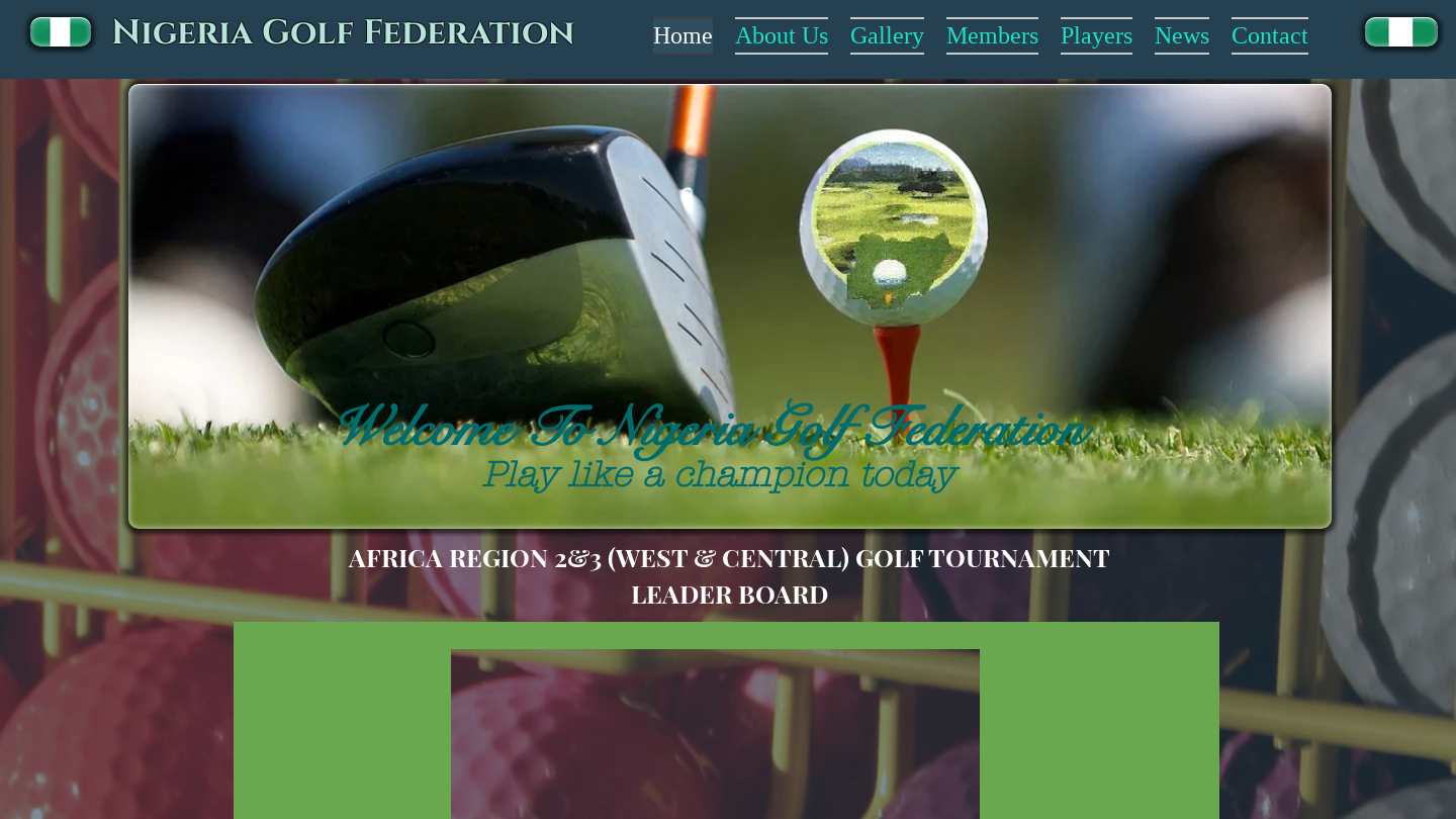 Nigeria Golf Federation