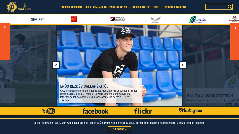 Puskás Akadémia FC
