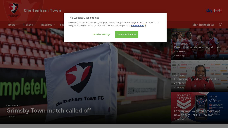 Cheltenham Town FC