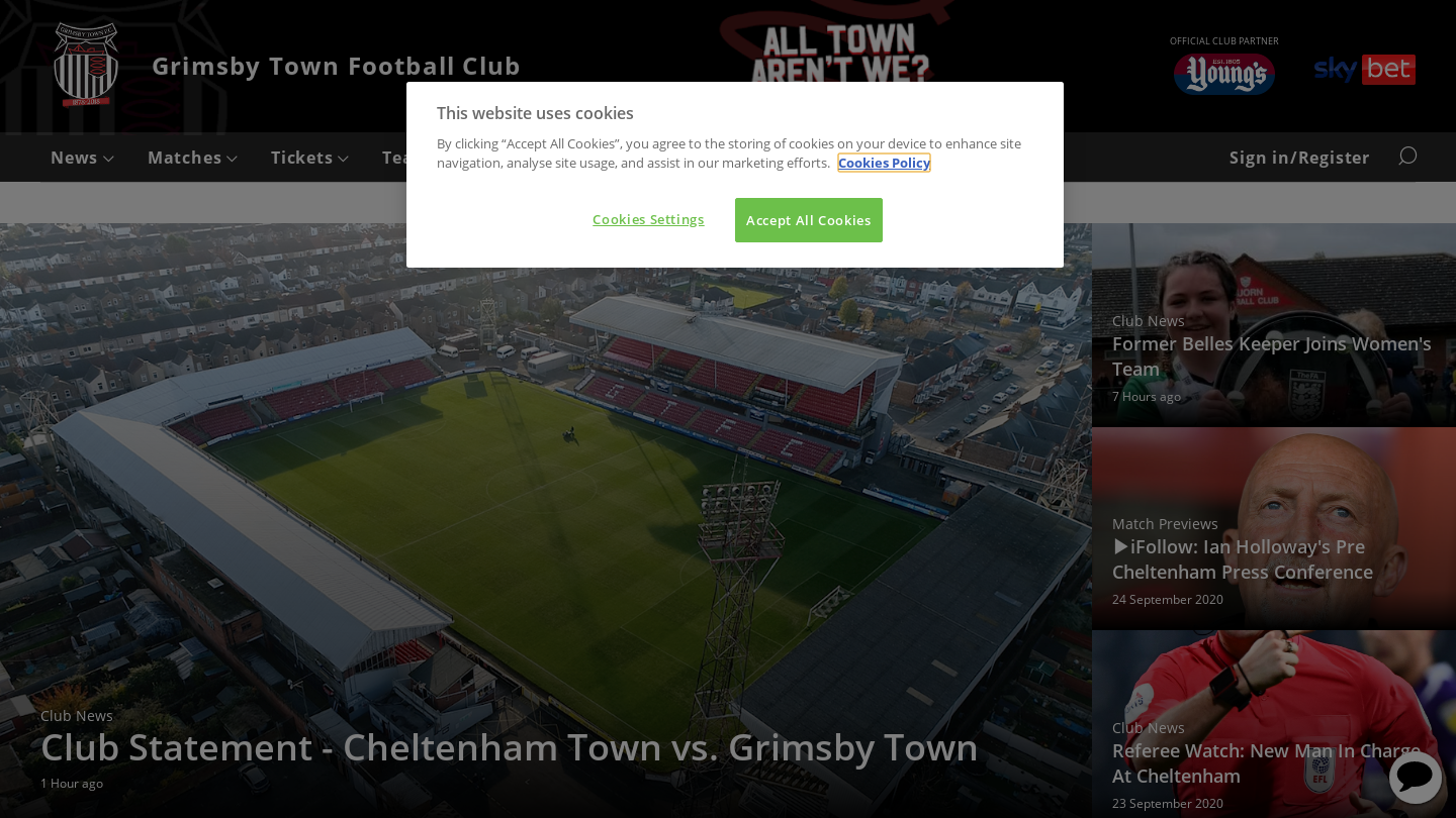Grimsby Town FC