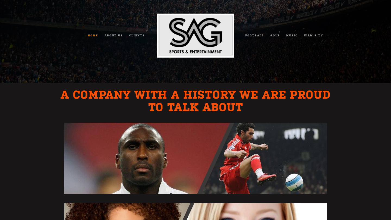 SAG Sports & Entertainment