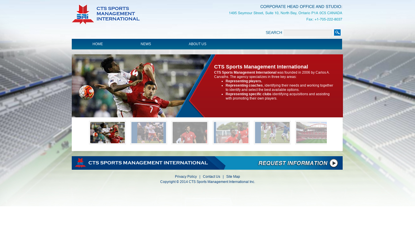 CTS Sports Management International