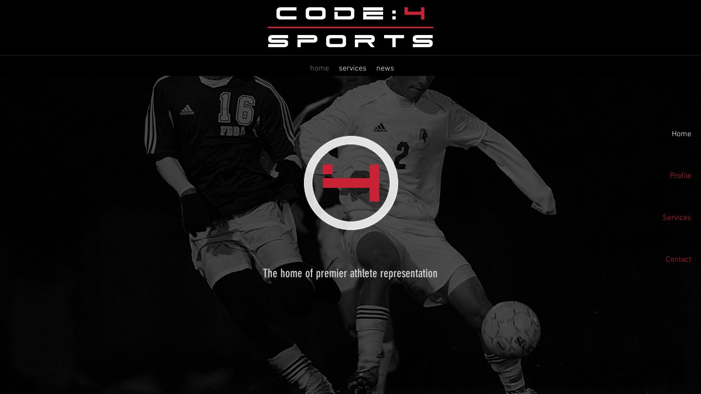 Code:4 Sports Management