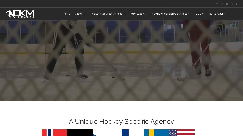 CKM Sports Management