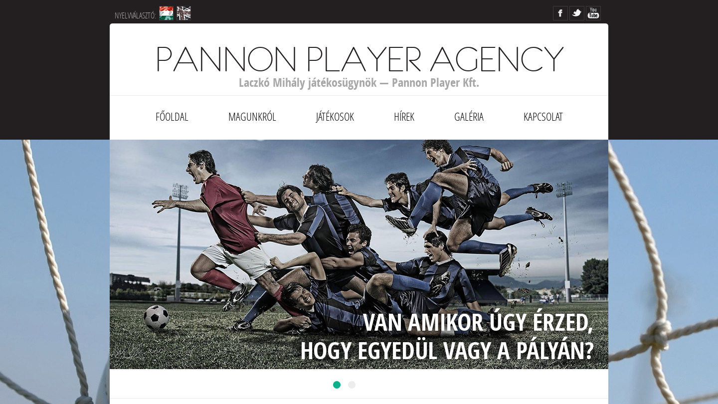 Pannon Player Agency