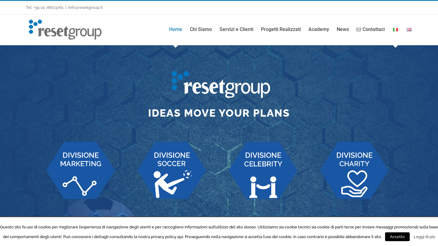 Reset Group