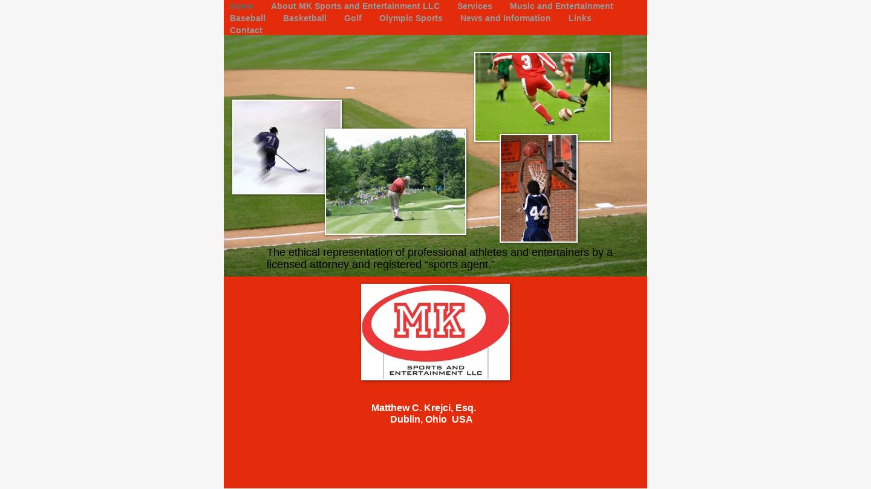 MK Sports and Entertainment LLC