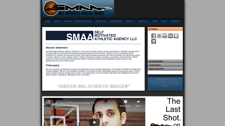 Jon Solomon – Self Motivated Athletic Agency