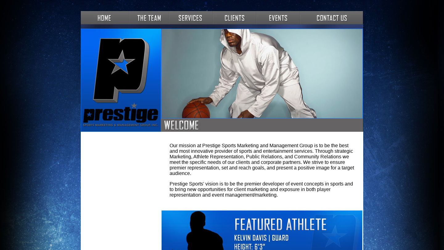 Prestige Sports Marketing and Management Group