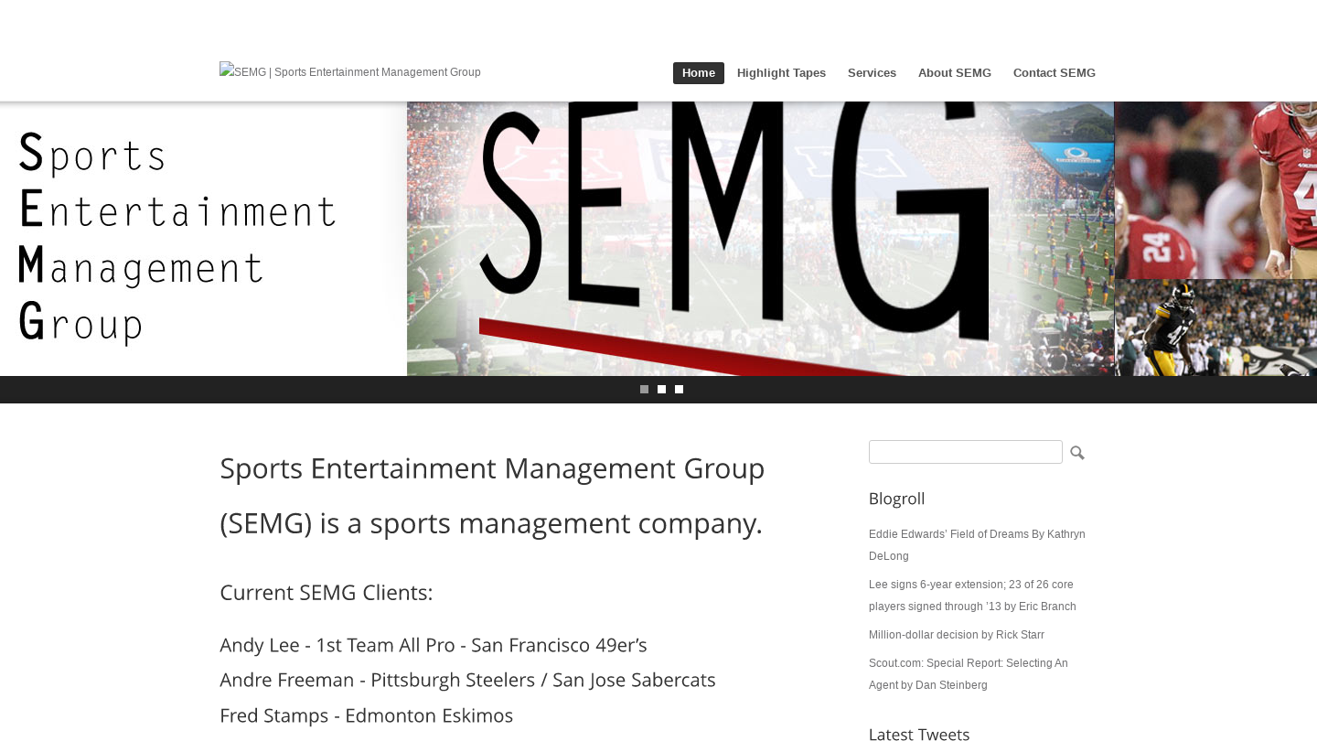 Sports Entertainment Management Group