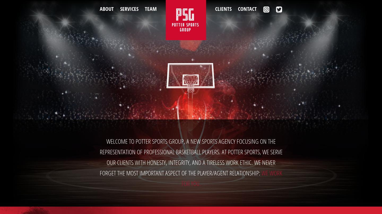 Potter Sports Group