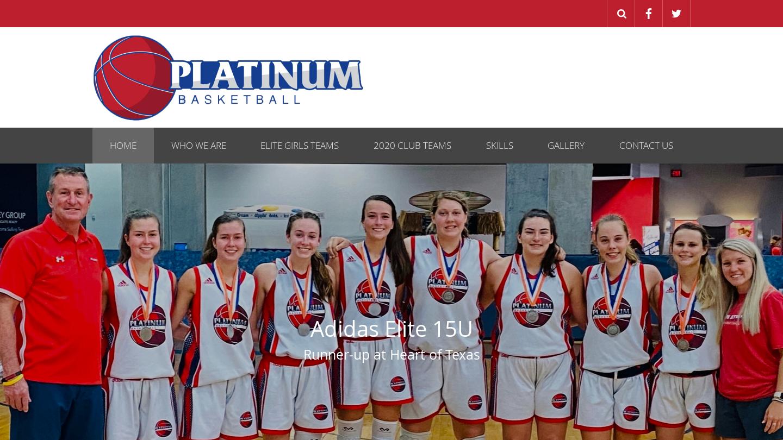 Platinum Basketball