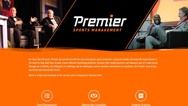 Premier Sports Management