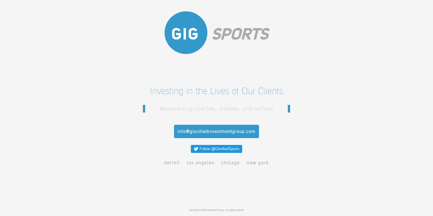 GIG Sports