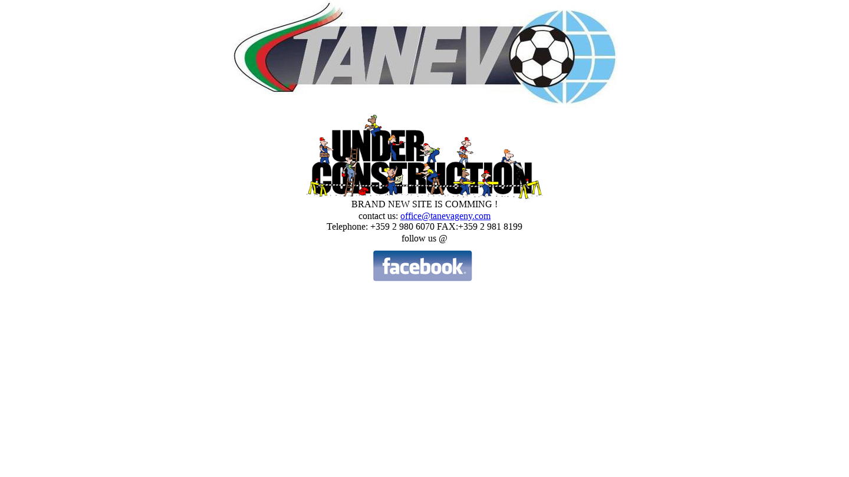 Managing Agency Tanev Ltd