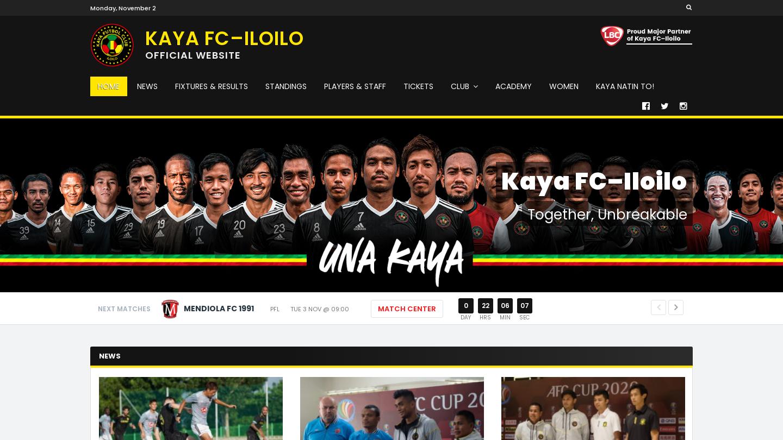 Kaya FC – Iloilo