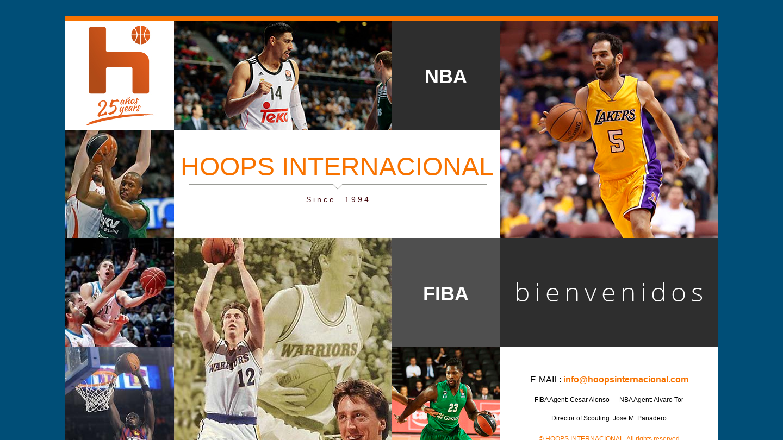 Hoops Internacional
