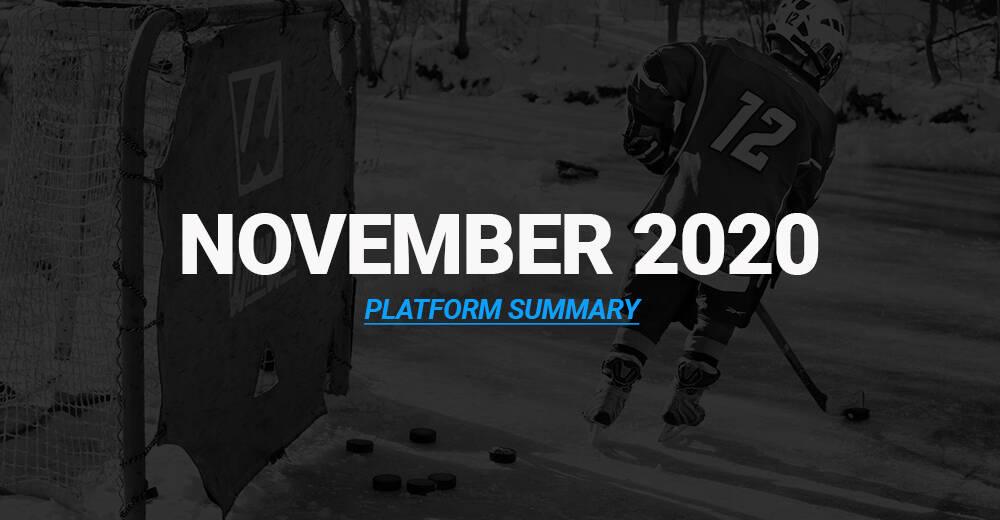 November 2020 – Platform Summary