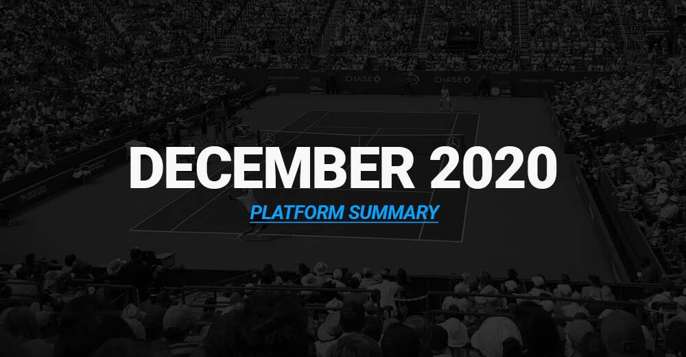 December 2020 – Platform Summary