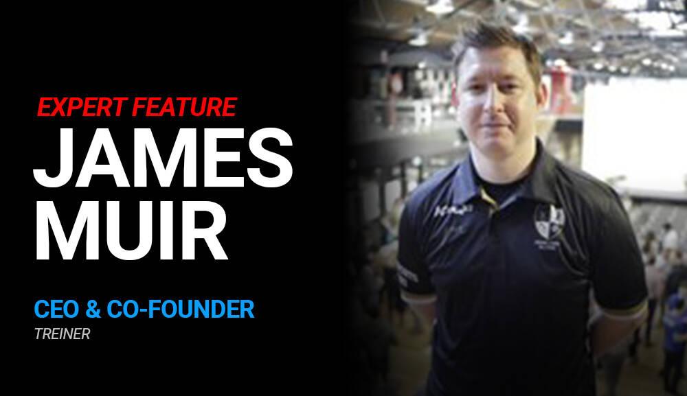 James Muir – CEO & Co-Founder of Treiner
