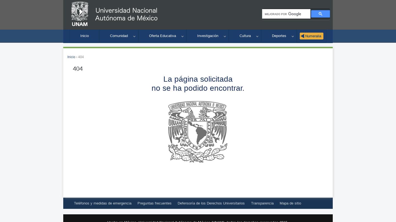 Universidad Nacional Autónoma de México – Acatlán
