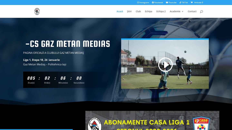 CS Gaz Metan Mediaș