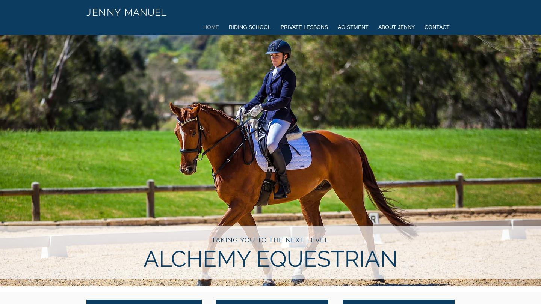 Alchemy Equestrian