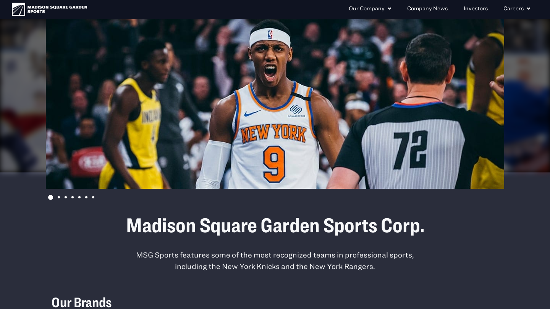 Madison Square Garden Sports