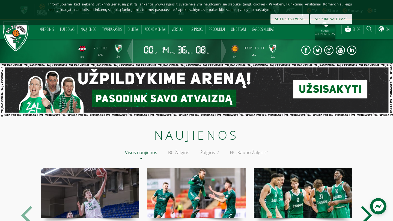 FK Kauno Žalgiris