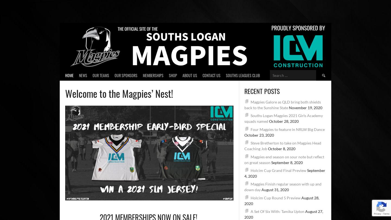 Souths Logan Magpies