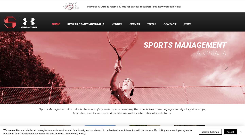 Sports Management Australia