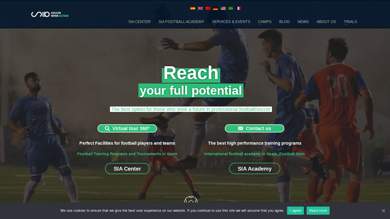 Soccer Inter-Action