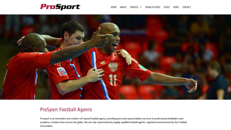 ProSport Football Agents