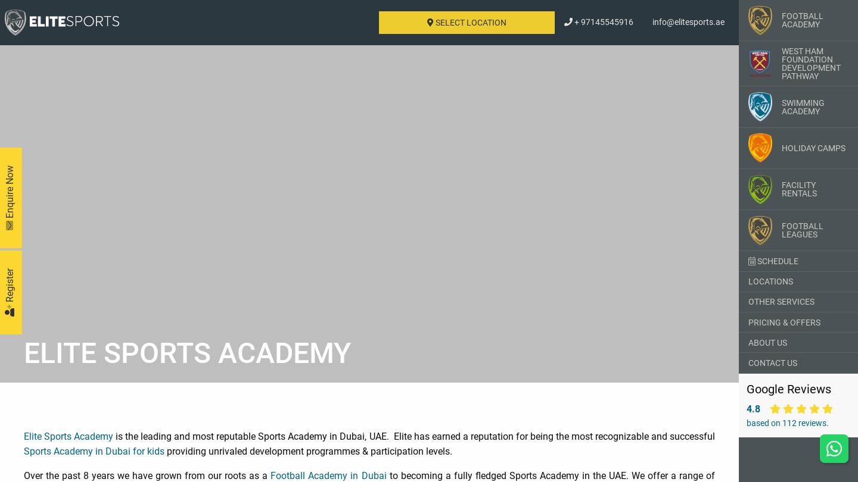 Elite Sports Academy (UAE)