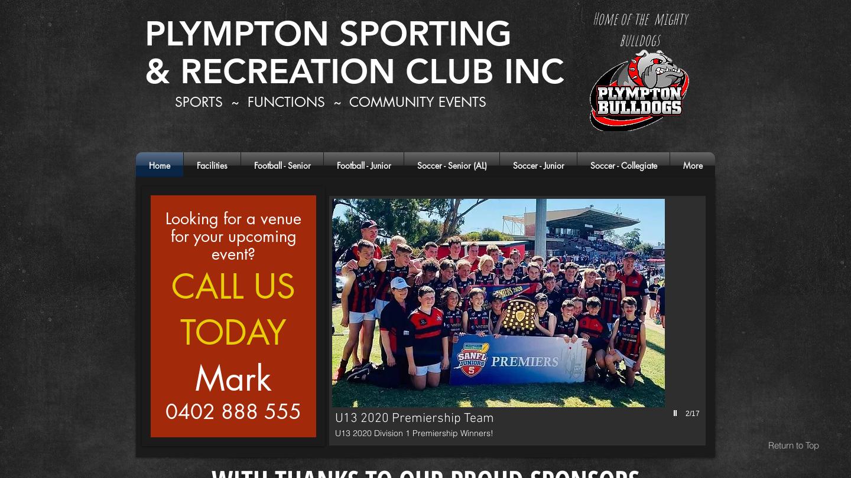 Plympton Football Club