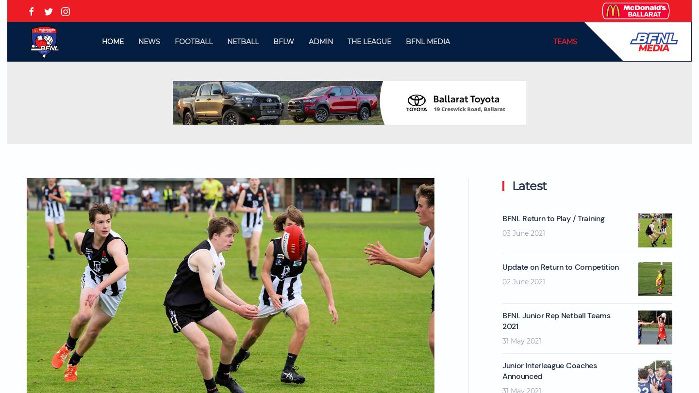Ballarat Football Netball League