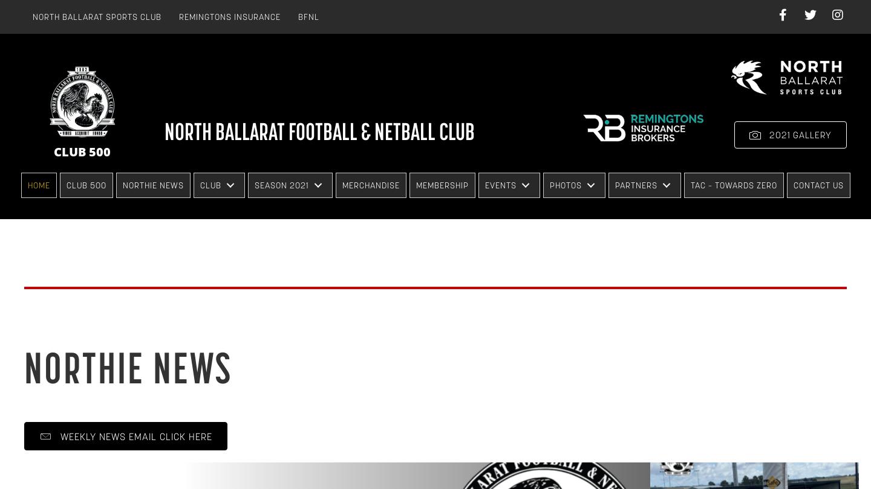 North Ballarat Football & Netball Club