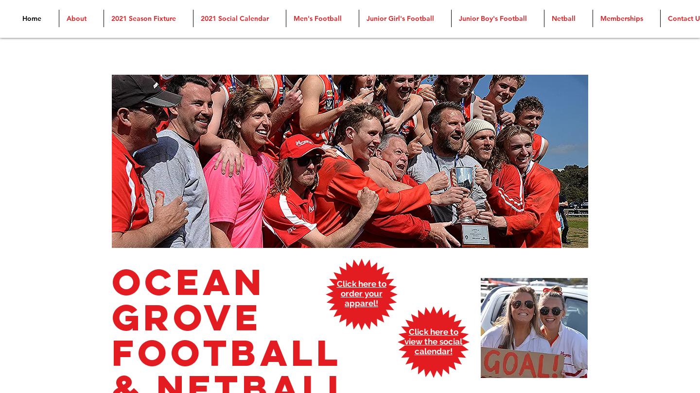 Ocean Grove Football Club