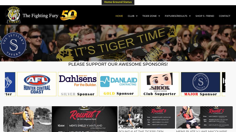 Gosford Tigers AFC