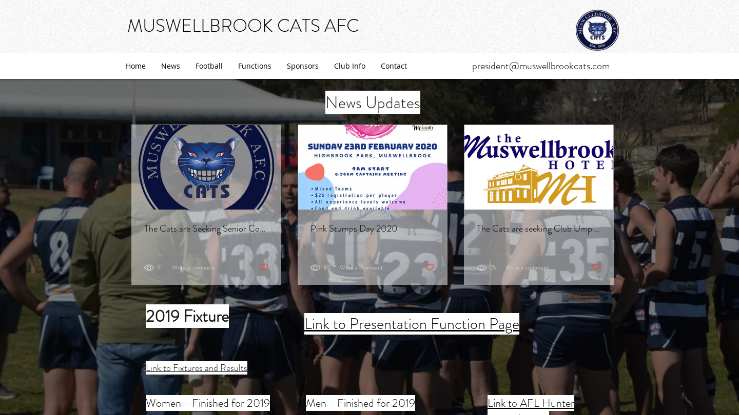 Muswellbrook Cats AFL