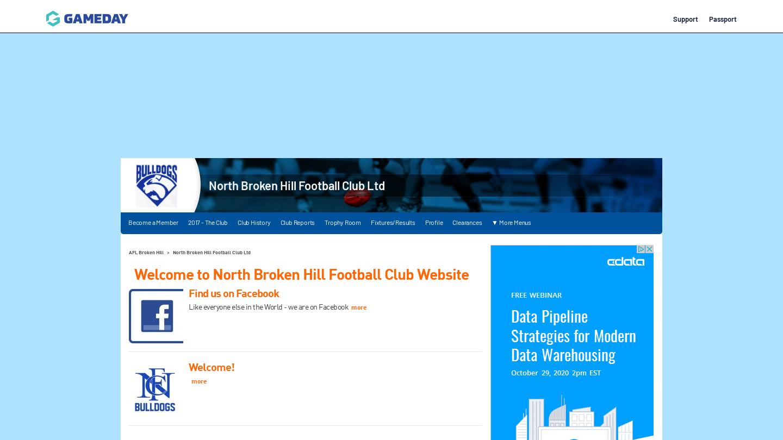North Broken Hill Bulldogs AFC