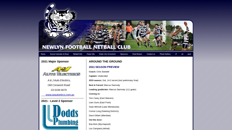 Newlyn Football Netball Club