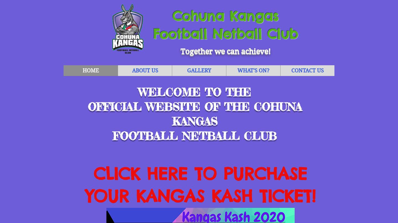 Cohuna Kangas