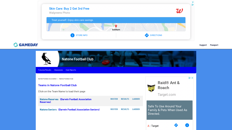 Natone Magpies Football Club