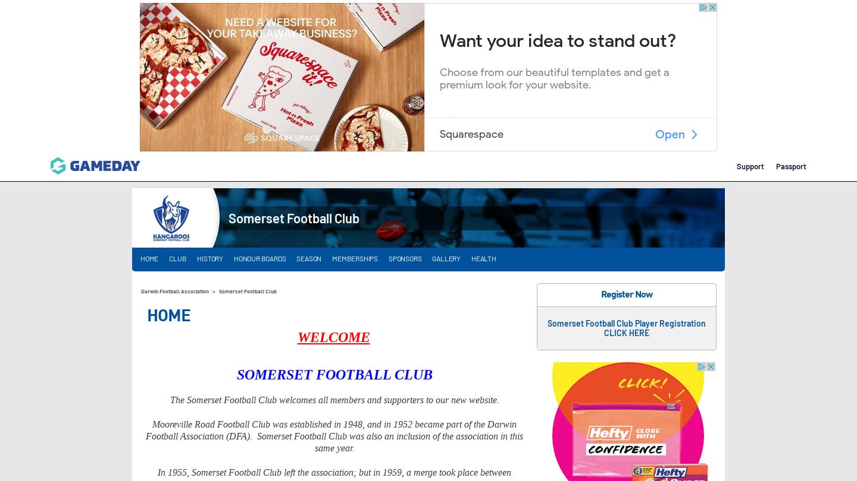 Somerset Roos Football Club