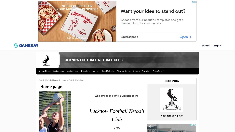 Lucknow Football Netball Club