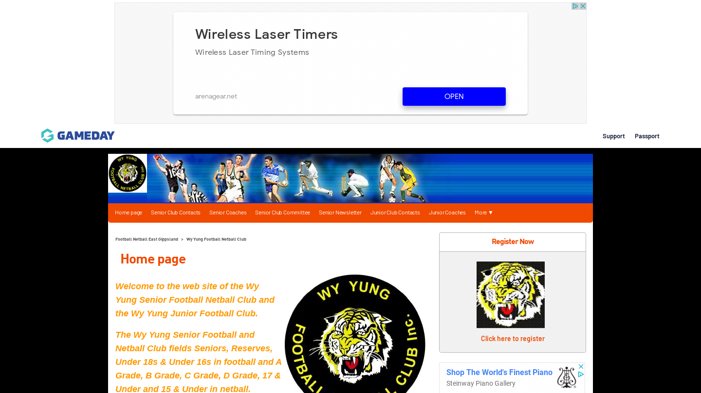 Wy Yung Football Netball Club