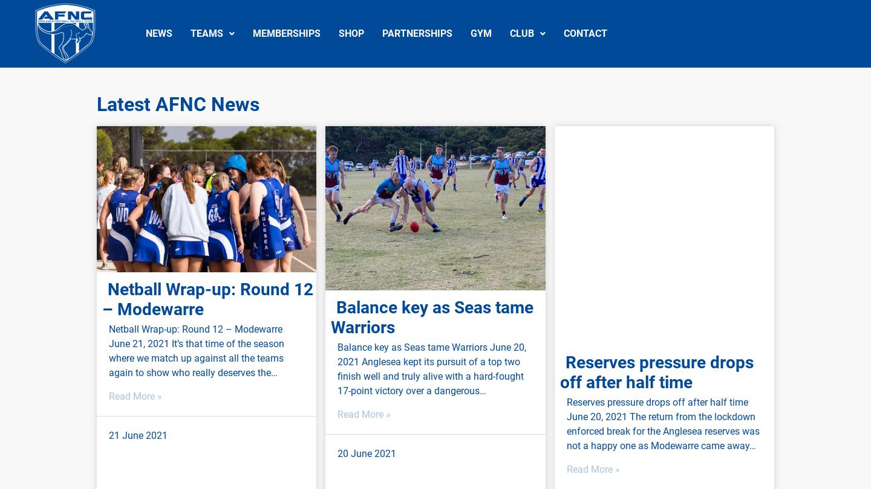 Anglesea Football Netball Club