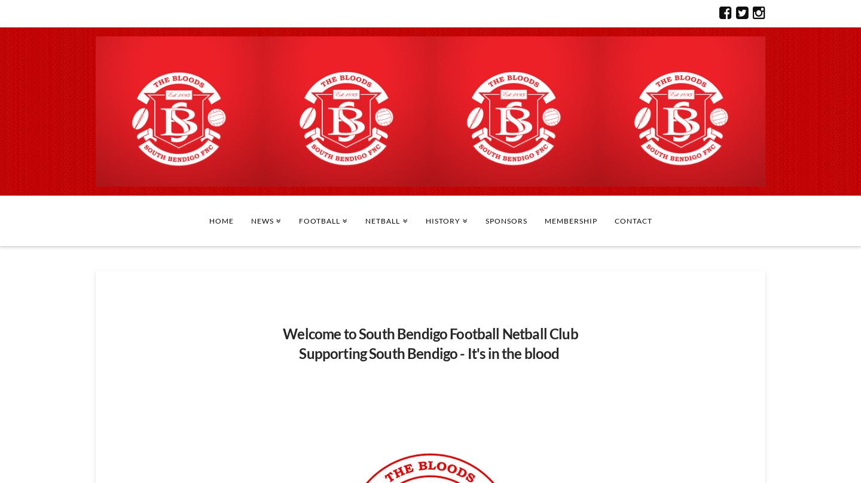 South Bendigo Football Netball Club
