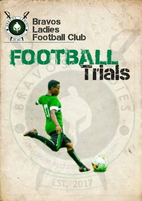 Female Football Trials